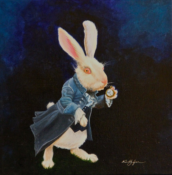 White Rabbit - Version 2